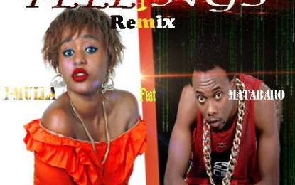 Download New song : Feelings Rmx by Ines ft P matabaro