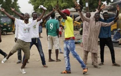 Breaking News : Muri Nigeria amatora yarangiye, Muhammadu Buhari niwe yatsinze amatora y'umukuru wigihugu