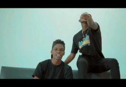 Sat-B – Izina Remix ft Fabelove, Chriss Eazy, AoBeats & Bain Turo