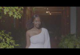 Sat-B – Beautiful ft Meddy (Official Lyrics Visualizer)