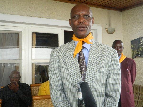 Zenon NIMUBONA:'' Itahuka rya Alice NZOMUKUNDA ntaco rihindura ku gikorwa  ca CNARED'' - UBM News |United Burundian Media| Amakuru agezweho y'abarundi